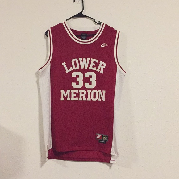sneakers for cheap ebb68 6fa03 Nike Kobe Bryant Lower Merion Jersey